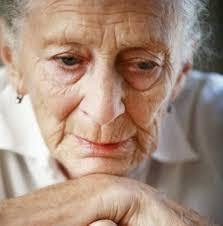 anciana depresion